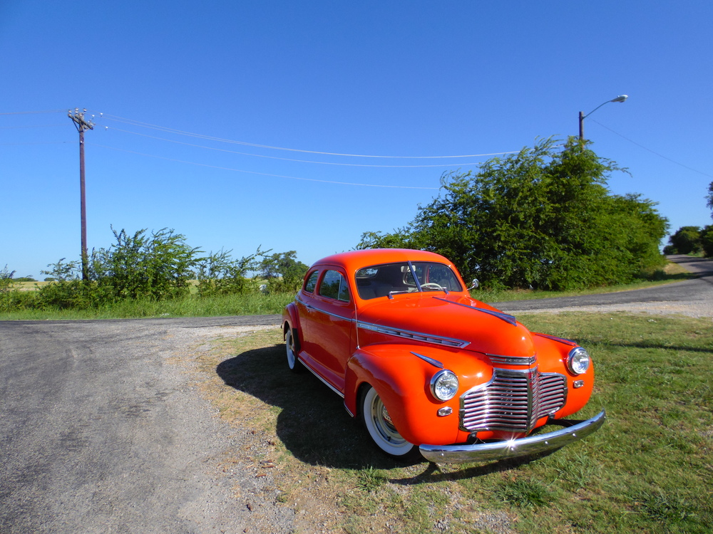 1941 Chevrolet Restomod