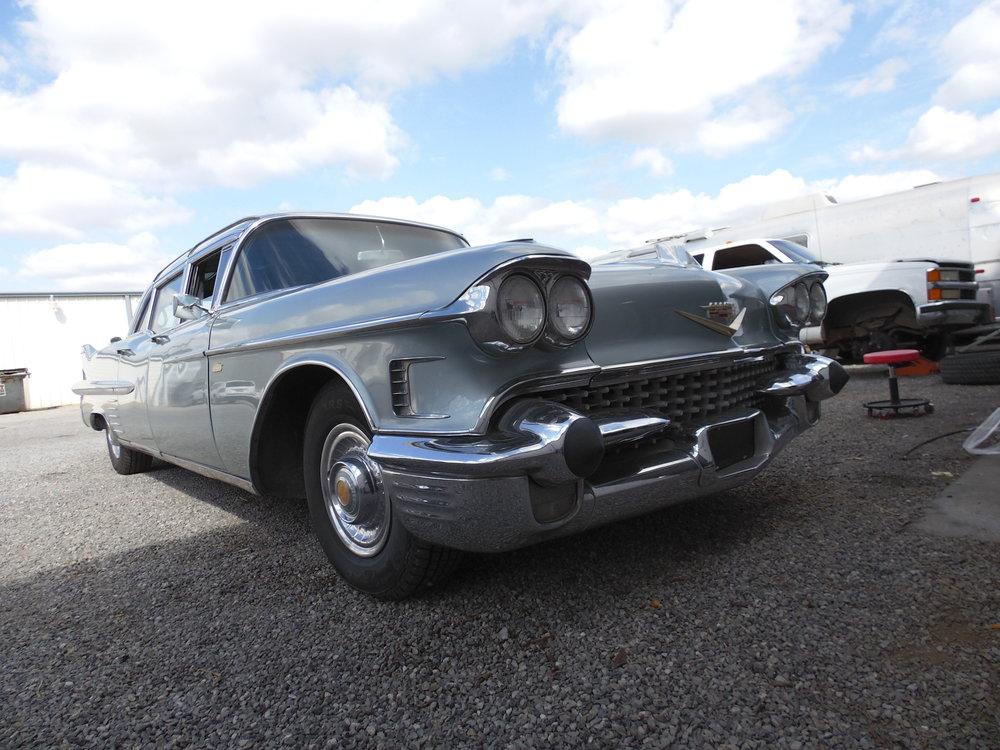 1958 Cadillac Limousine