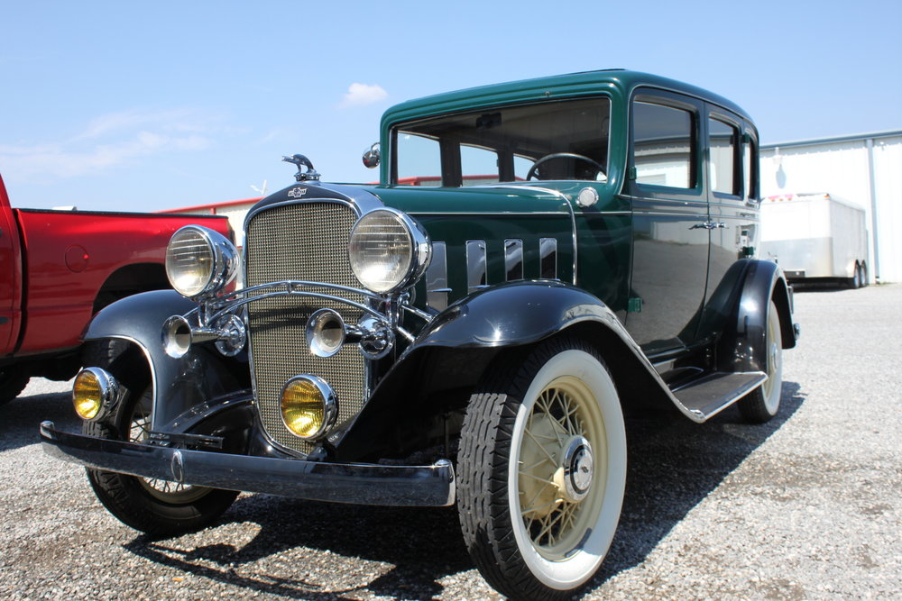 1932 Chevrolet Touring