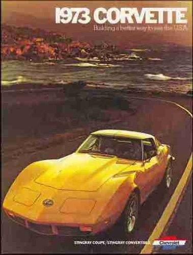 '73 Corvette ad