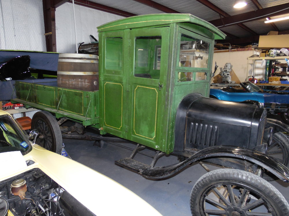 1924 Ford TT Truck