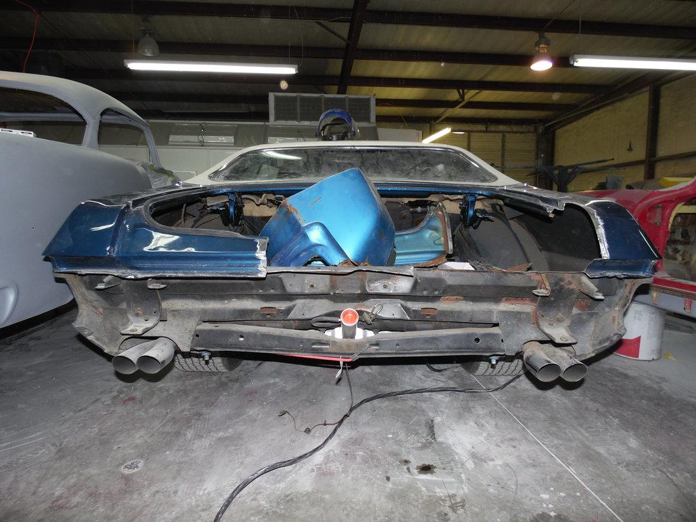 1970 Pntiac GTO