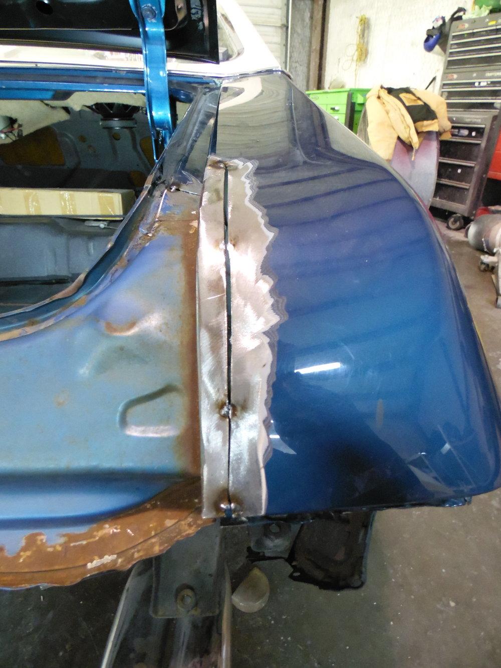 1970 Ponntiac GTO