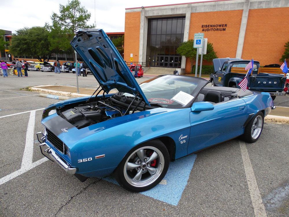 Texoma Classics Events — Texoma Classics - Classic Vehicle Restorations