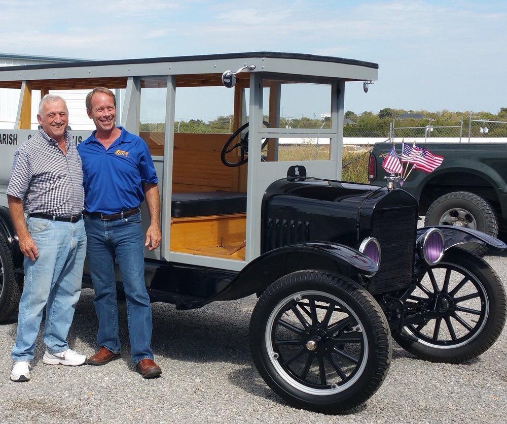 1927Model T Bus - 2016 SOWELA Flying Tigers Car Show - Best Antique