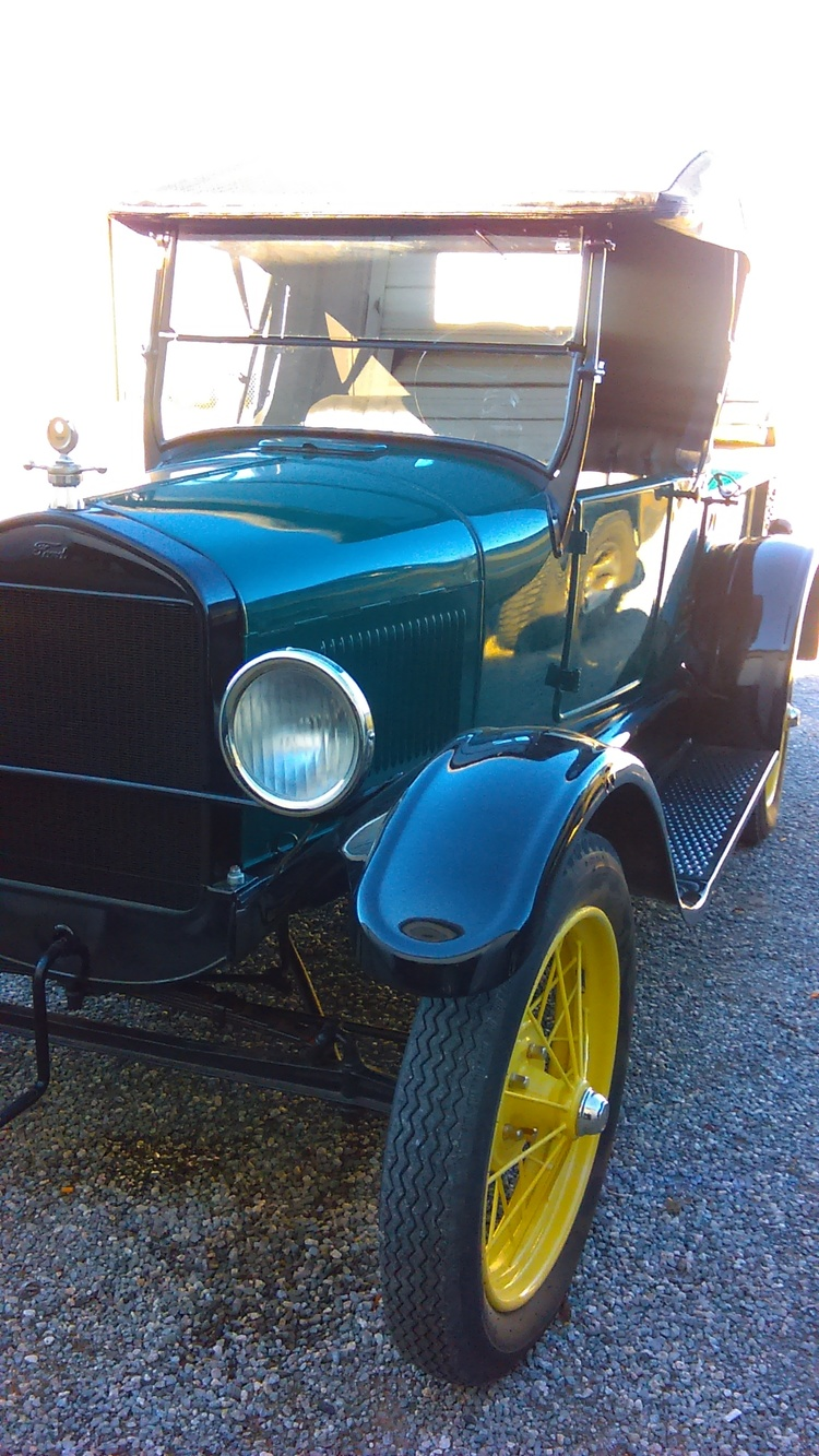 1926 - Ford Model T Truck
