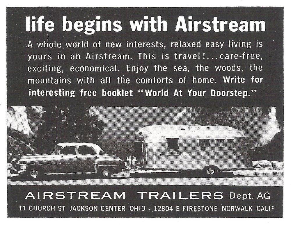 Airstream ad