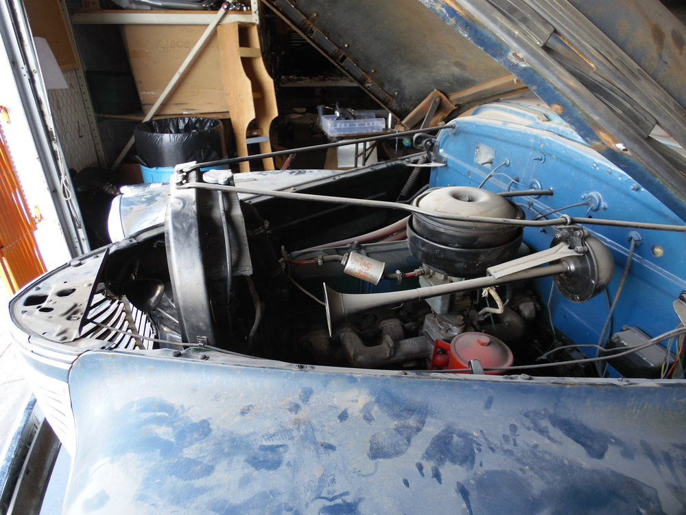 1941 Chevrolet Special Deluxe Sedan