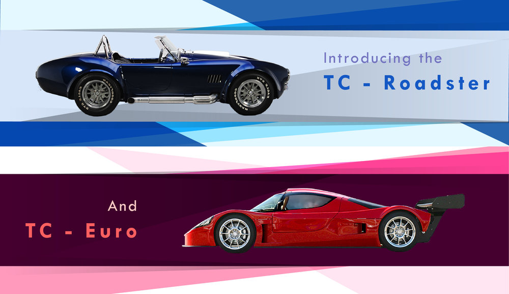 TC Roadster and Euro Banner