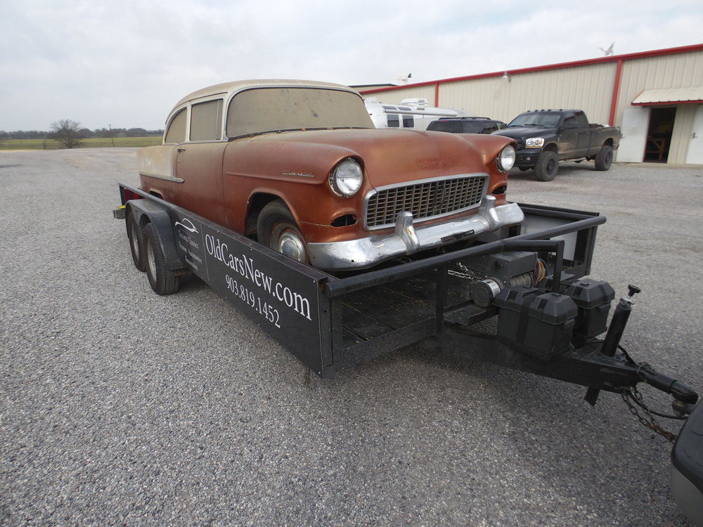 1955 Chevrolet Two-Ten