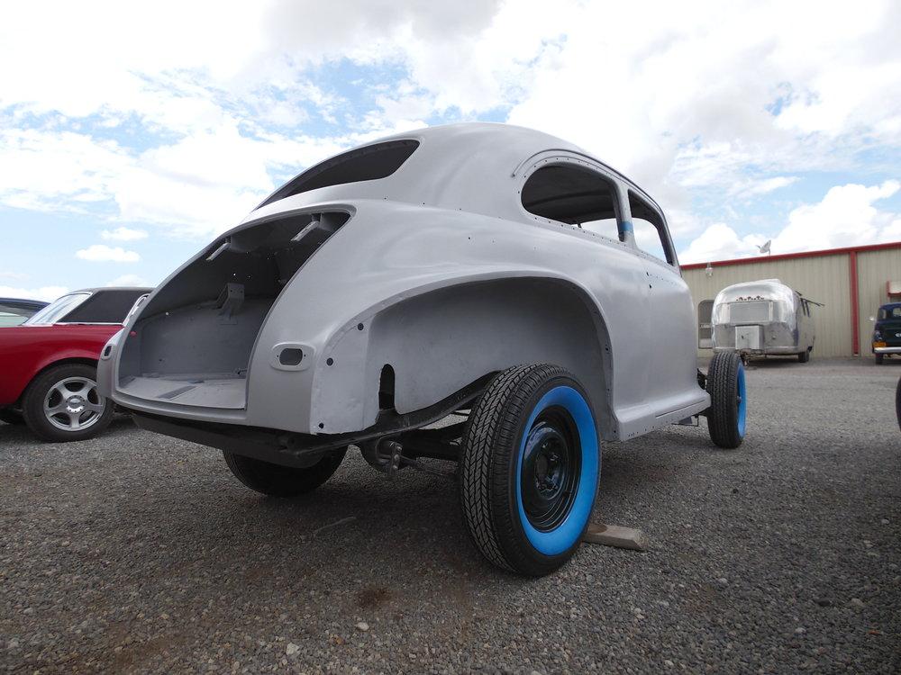 1941 Chevrolet Deluxe Sedan