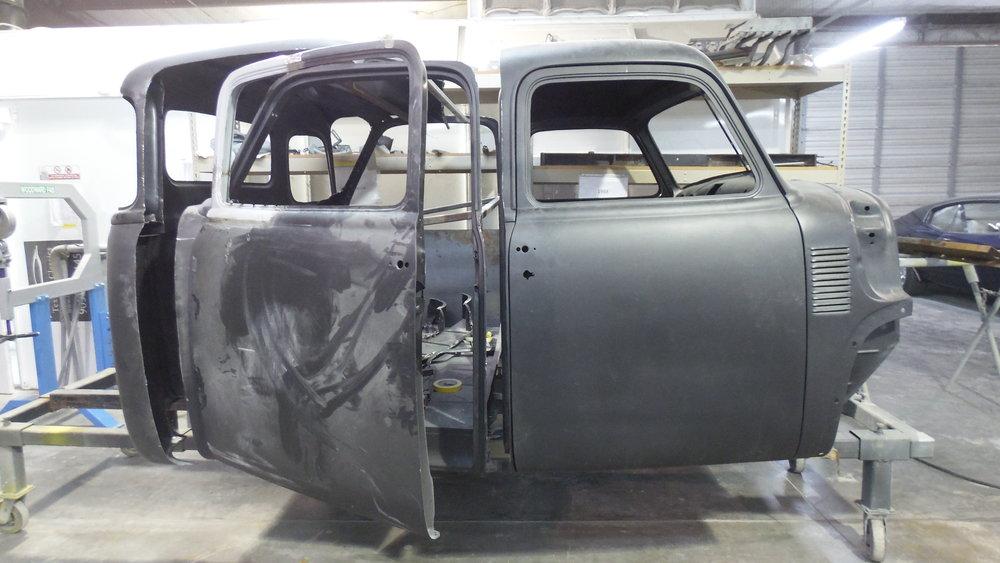 1951 Chevrolet Crew Cab