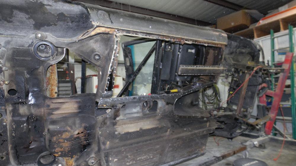 1980 Mercedes Convertible