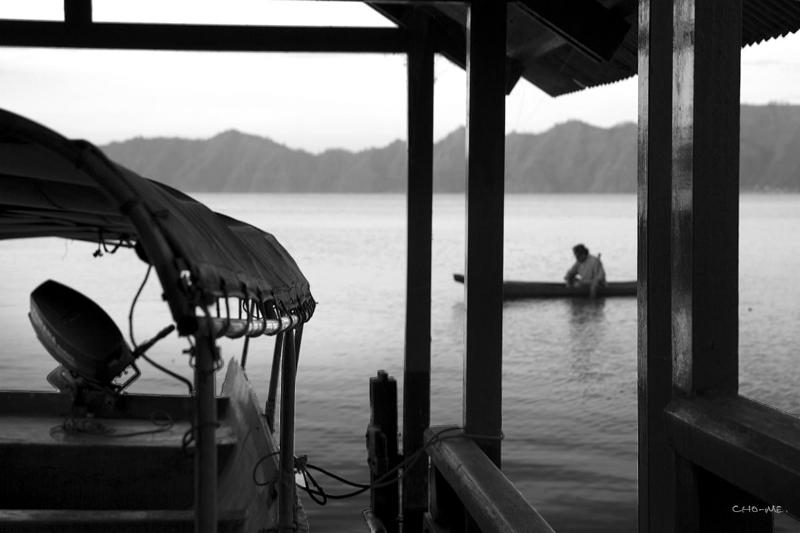 May 18, 2014 - Lake Batur - Bali - Indoneisa