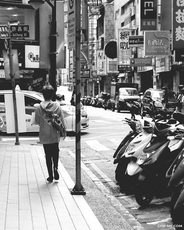 HARMONY - Taken on Nov 18, 2016 - Taipei - TaiwanI was actually shopping for a camera backpack, something bigger than what I am carrying now. There is a whole specialized street here on this Taipei street that sells all camera stuffs