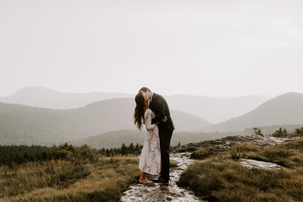 Rainy Mountain Engagement