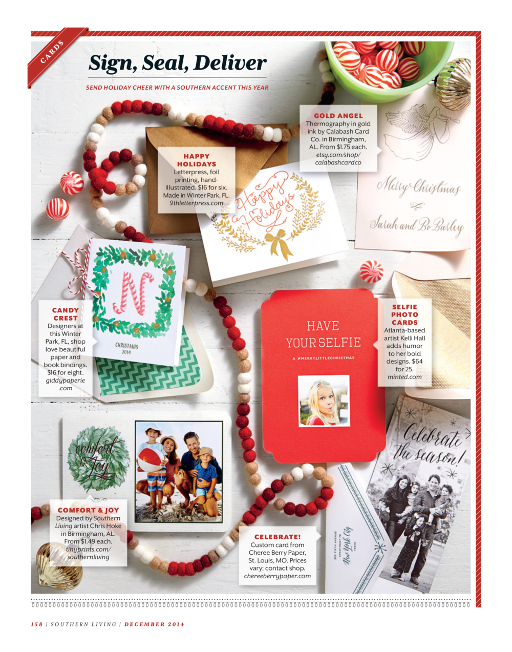 Southern Living | December 2014