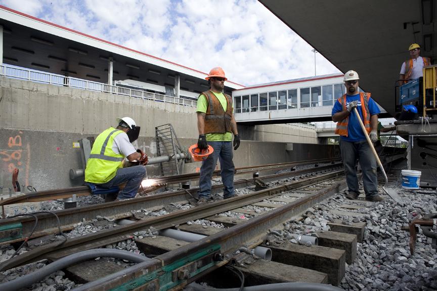Rail and Transit