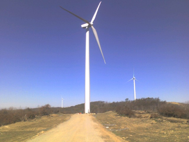 Beech Ridge Wind Farm, WV Owner: Invenergy LLC Project Value: $17 Million