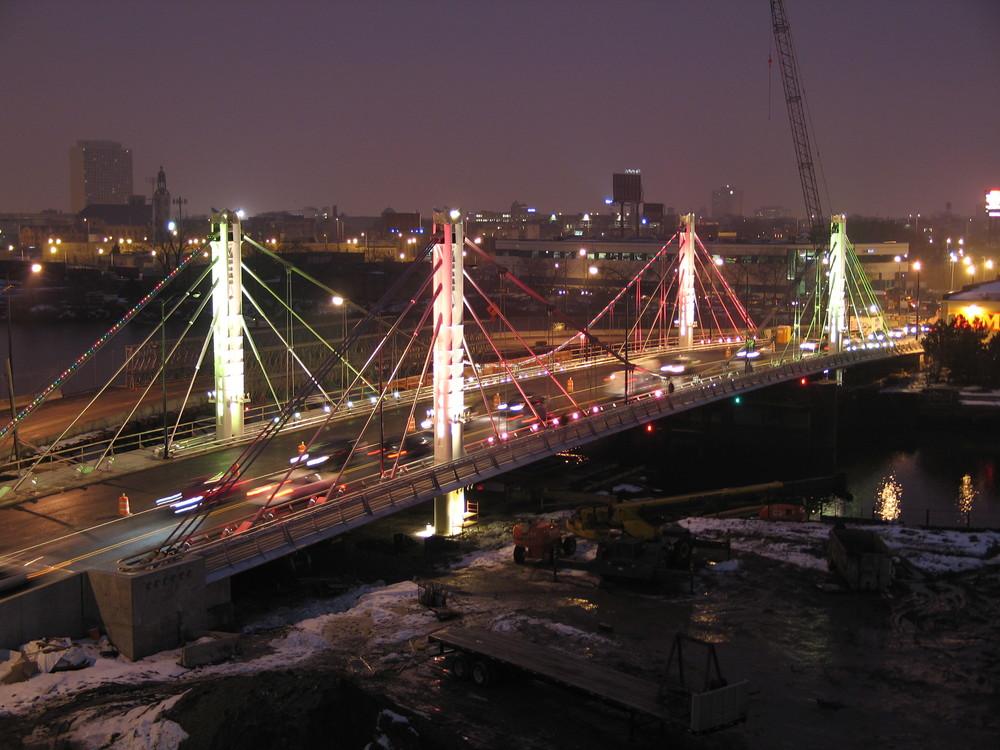 North Avenue Bridge Reconstruction