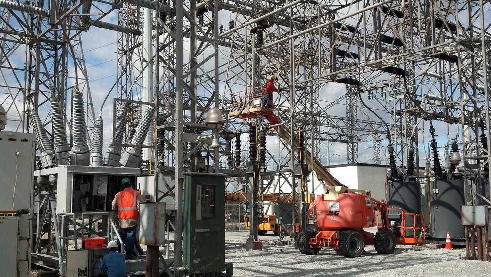 Stateline Switchyard Separation