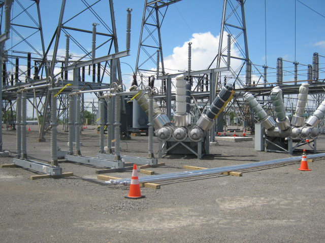 Jenkins Substation