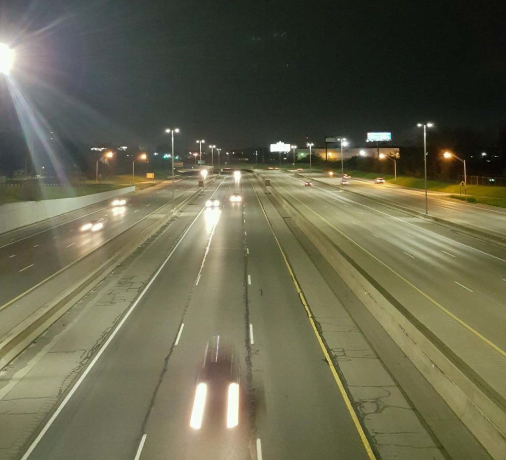Detroit Metro Region Freeway LIghting Project