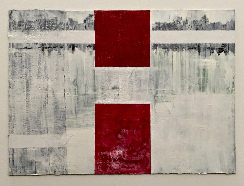 Untitled (Under Pressure), 2016