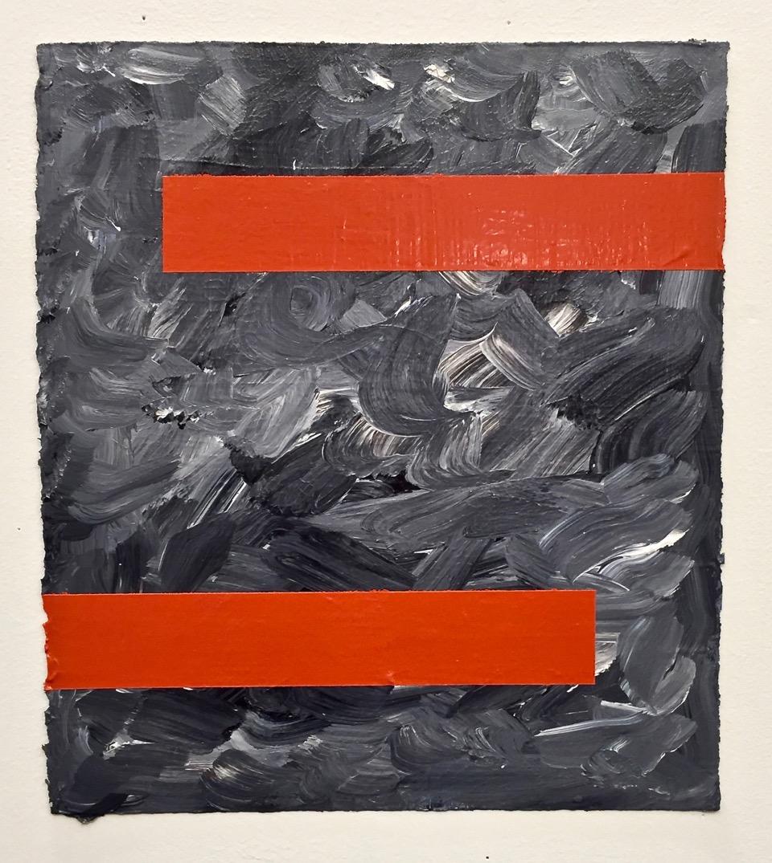 Untitled (Ying/Yang), 2016
