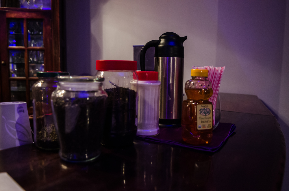 Rosa Mae's Catering coffee