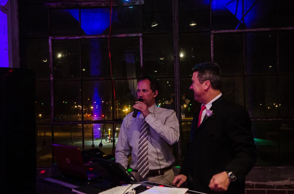 Paul Cordts and Randy Smith