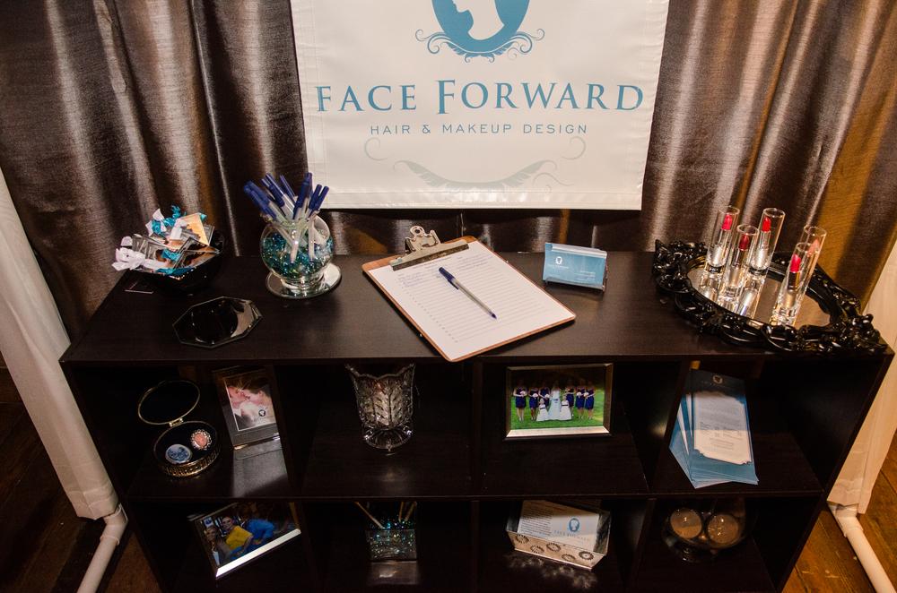 Face Forward Makeup