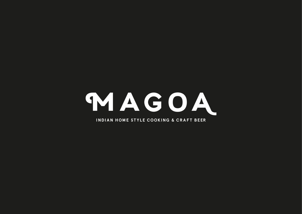 Magoa logo design and branding