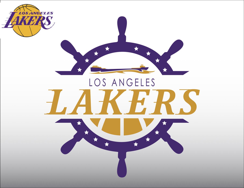 LA Lakers Reimagining  FMC III Visual Arts