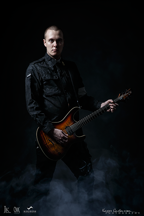 Mayones Guitars Promo Photo