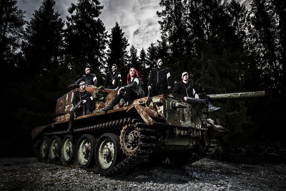 Photographers: Kasper Dalkarl, Stephanie Blomqvist, David Viklund. Assistant: Asif Hossain.
