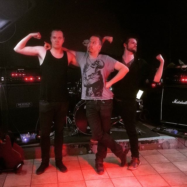 Krakow we are ready for you! See you tonight at Pod Ziemia! 🤘🔥 #nighon #metal #music #live #krakow #podziemia #poland #tour