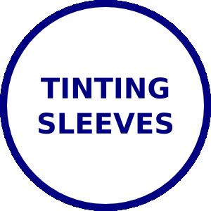Tinting Sleeves