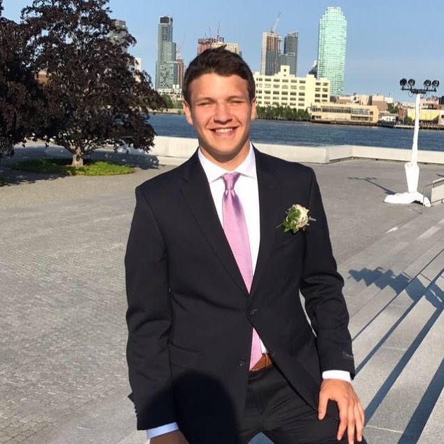 "Sigma spotlight: @anthony_montes  Anthony Montes is a freshman who hails out of New York, New York.  As an authentic New Yorker, Montes is a diehard New York sports fan, and actually is planning on buying the New York Yankees following his education here at Columbia. He claims that having 27 rings just doesn't cut it and they need to do things differently.  As an Economics/political science major (something rarely seen here at Columbia) Montes will surely figure out some way to build up the cash for that big purchase.  Montes also lives in the best room in carman (previously occupied by one of his fellow sigmas) and has a ""million dollar view"". Anyone who stays the night with him in that room will be sure to enjoy that view and much more.  Furthermore, Anthony Montes' superb athletic ability was a huge difference maker in helping his team win an  intramural flag football championship.  On the football field he simply goes by the nickname ""beast"". Play against him and you'll see why, guy can eat headbutts like it's nothing.  When Montes isn't thinking about some difficult Econ stuff or running over others during flag football, he puts his writing skills to use for the Columbia spectator.  Knowing Montes, there shouldn't be any concern about any sort of ""fake news"" in his articles.  Anthony Montes also loves bananas, he's ALWAYS carrying one around with him. Rumor has it he also always carries around another item with him, for private purposes.  Feel free to contact Anthony about basically anything, he's a pretty sick dude 🤙🏼."