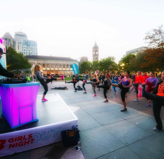 Kick It in Copley Square with New Balance