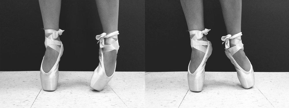 En Pointe An Ankle Brace Shelby