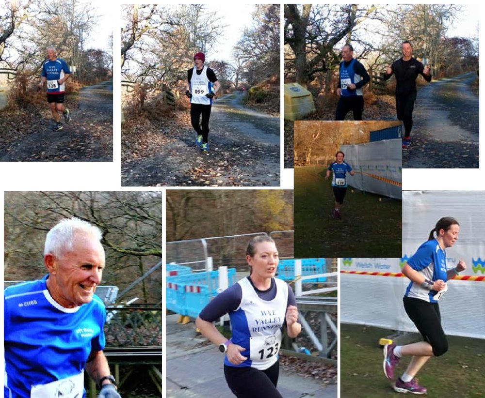 WVR at the Elan Valley 10 Mile Race