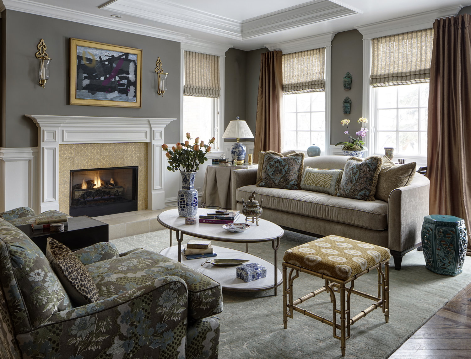 Interior Design Projects | Elstad Interiors | Chicago Interior ...