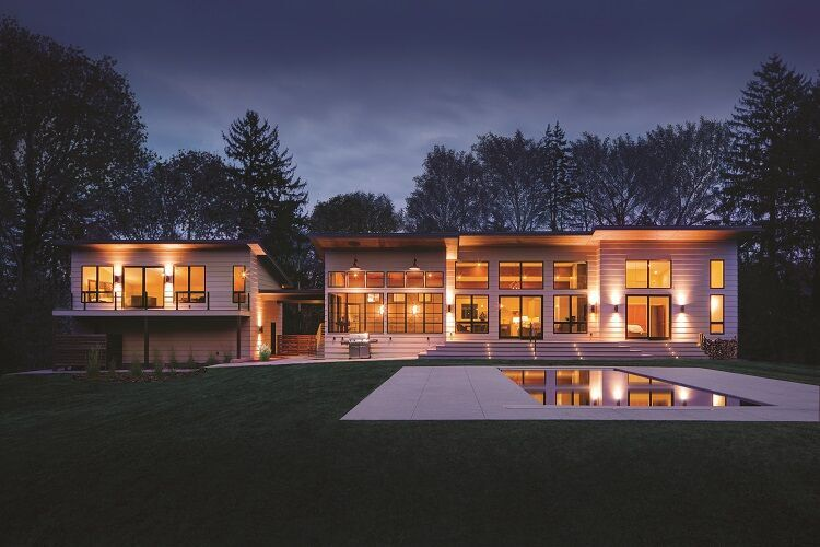 LAKE HOUSE LUXURY - NEW BUILD Michigan
