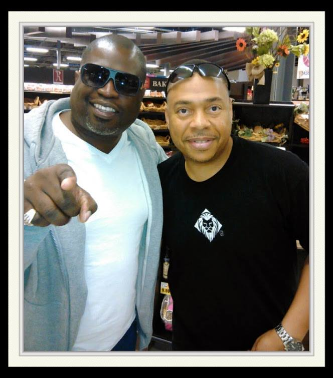 Lucian and Jay Lamont