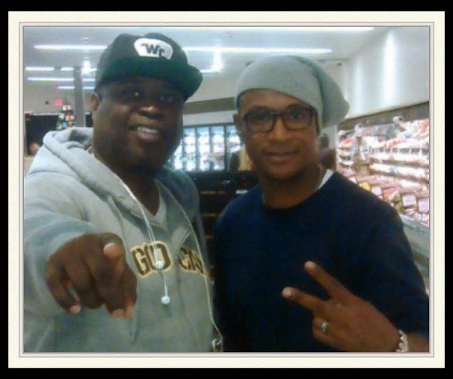 Lucian and Tommy Davidson