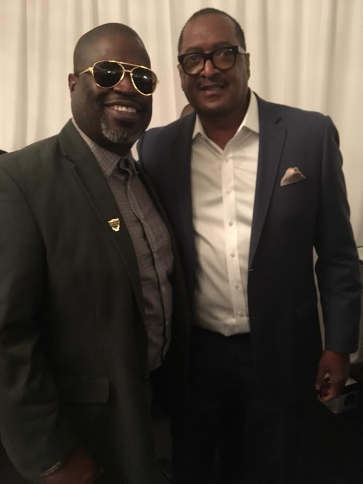 Lucian and Mathew Knowles