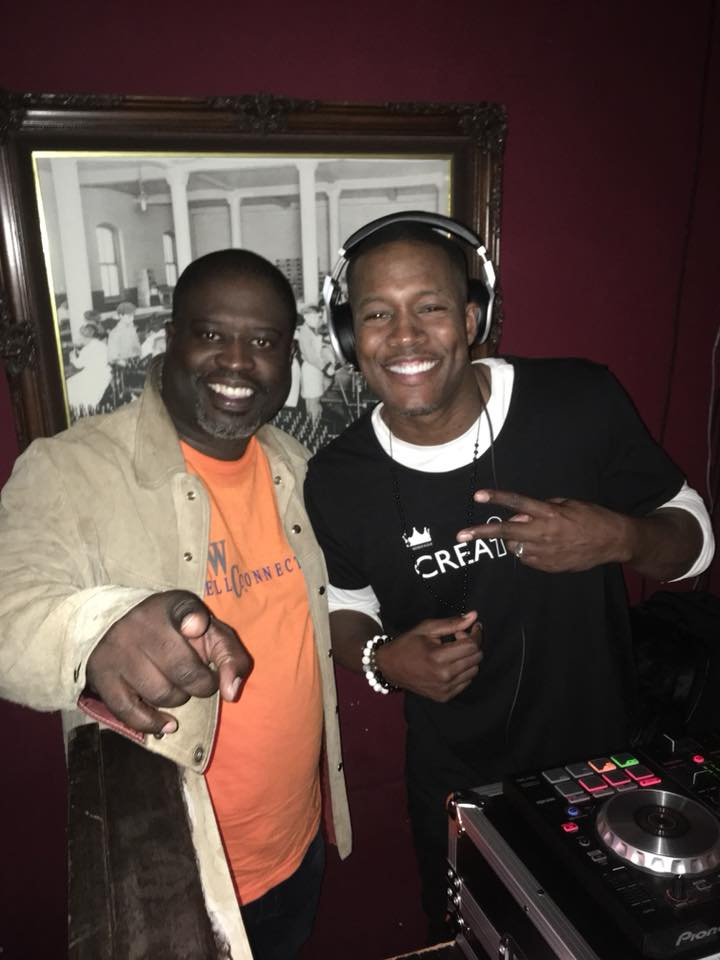 Lucian and Flex Alexander