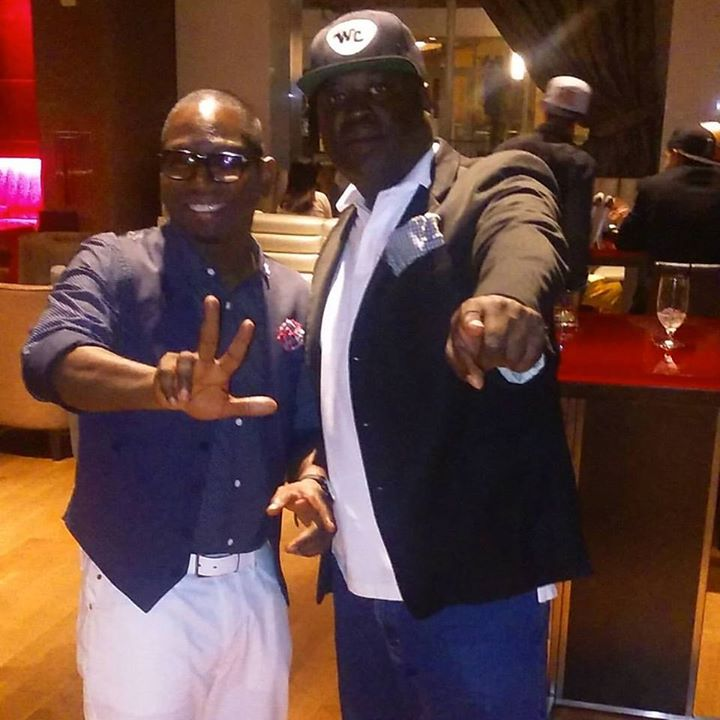 Guy Torry and Lucian