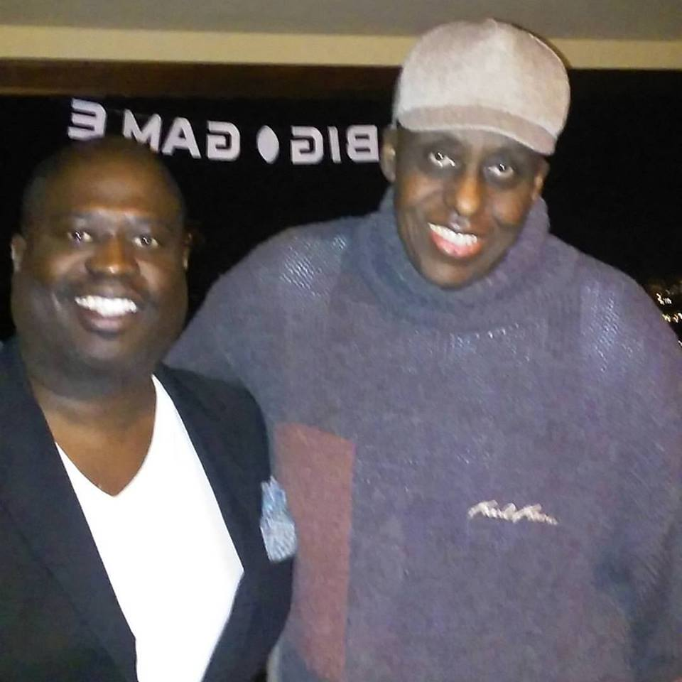 Lucian and Bill Duke